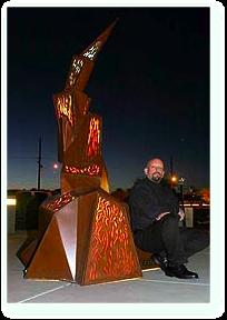Custom Metal Furniture & Yard Art in Phoenix AZ from Ozeri Metal Designs
